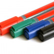 Colored markers — Stock Photo
