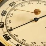 Barometer — Stock Photo #4306661