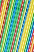 Cocktail straws — Stock Photo