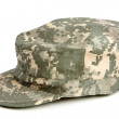 Khaki cap — Stock Photo