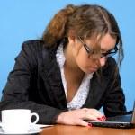 Business woman — Stock Photo #5355688