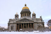 St. Isaac's Cathedral, St. Petersburg, Russia — Stock Photo