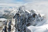 Alps view — Foto de Stock