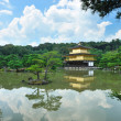Golden pavilion — Stock Photo #3929162