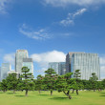 Tokyo Skyline — Stock Photo #4595651