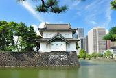 Imperial palace in Tokyo — Stock Photo