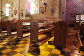 Old catholic church — Stock Photo
