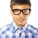 Young nerd — Stock Photo
