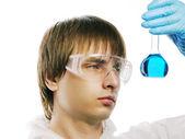 科学家 — 图库照片