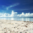 Stock Photo: Beautiful beach