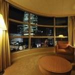Luxurious Hotel Room — Stock Photo