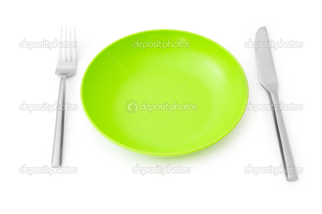 Set of utensils arranged on the table — Stock Photo #4344326