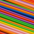 Lots of drinking straws of various colors — Stock Photo #4358963