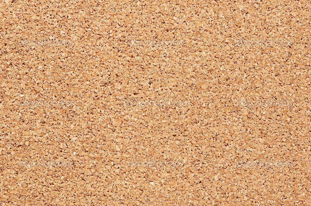 Close up of a cork board - can be used as background — Photo #4359863