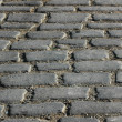 Cobbles on street - cbe used as background — Stock Photo #4369177