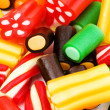 Royalty-Free Stock Photo: Background made of colourful sweets