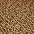 Texture of carpet  - can be used as background — Stock Photo