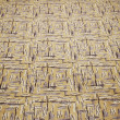 Carpet pattern - can be used as background - Stock Photo