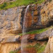 Waterfall in mountains - Azerbaijan — Stock Photo