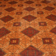 Colourful tiles on the floor — Stock Photo #4429772