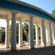 Stock Photo: Architectural columns