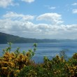 Lake Loch Ness, Scotland - Stock Photo