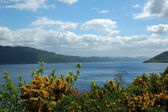 Lake Loch Ness, Scotland — Stock Photo