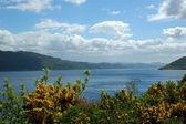 Lake Loch Ness, Scotland — Stock Photo