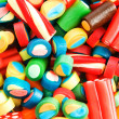 Background made of colourful sweets — Stock Photo #4516523