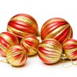 Christmas decoration isolated on the white background — Stock Photo #4584313