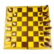 Chess figures isolated on the white background — Stock Photo #4592180