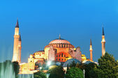 Famous Blue Mosque in Istanbul — Stock Photo
