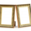 Picture frame isolated on the white background — Stock Photo #5107136