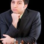 FIDE Grand Master Vugar Gashimov (World Rank - 12) from Azerbaijan — Stock Photo
