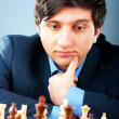 FIDE Grand Master Vugar Gashimov (World Rank - 12) from Azerbaijan — Stock Photo