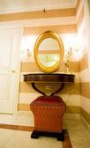 Interior of the modern bathroom — Stock Photo