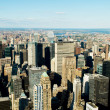 New York city panorama with tall skyscrapers — Stock Photo #5132817