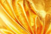 Lesklý povrch zlata foto reflektor — Stock fotografie