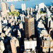 New York city panorama with tall skyscrapers — Fotografia Stock  #5145729