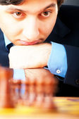 FIDE Grand Master Vugar Gashimov (World Rank - 12) from Azerbaij — Stockfoto