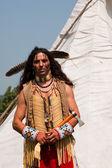 Nord americano indiano — Foto Stock