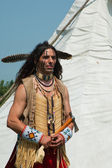 North American Indian — Stock Photo