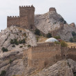 Genoese Sudak Castle — Stock Photo #4803569