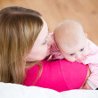 Mother and the small child — Stock Photo #5259577