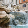 fountain di trevi — Stock Photo #4627477