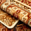 Samples of carpet — Stock Photo #4627550