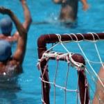 Water polo — Stock Photo #4629015