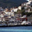 Greek island Hydra — Stock Photo