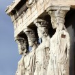 Erechtheum, ancient Greek temple — Stock Photo