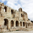 Stock Photo: Theatre Odeon of Herodes Atticus
